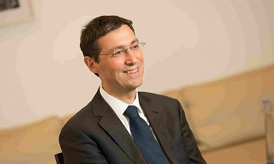 Andrea Argenti, country head di Lombard Odier Investment Management in Italia
