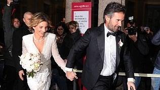 Carlo Cracco sposa Rosa Fanti: matrimonio a Palazzo Realecon Lapo Elkann testimone video