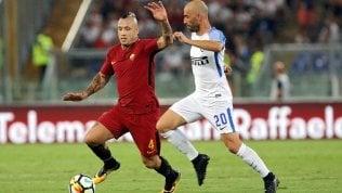 Riecco la A, il Napoli a Bergamo Inter-Roma, chi sbaglia è perduto
