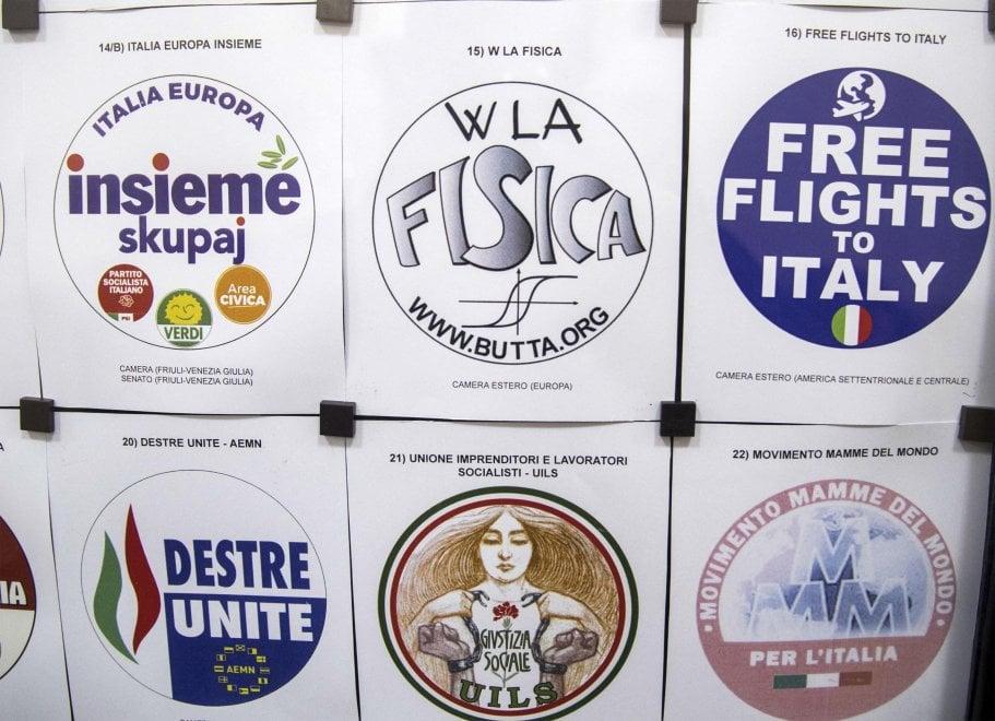 Elezioni politiche, al Viminale arrivano simboli: c'è anche 'W la fisica'