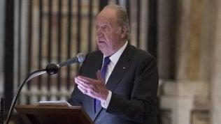 """Il discorso del re Juan Carlos:""""Io vero romano di Roma"""""""