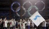 """""""Da Corea Nord 22 atleti, sfilata con unica bandiera"""""""