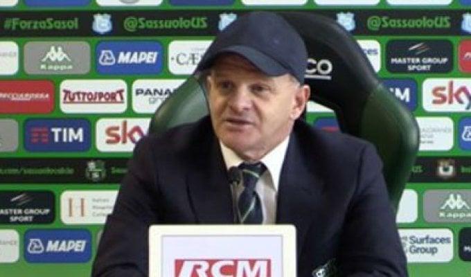 """Sassuolo, Iachini: """"Con il Torino serve la gara perfetta"""""""
