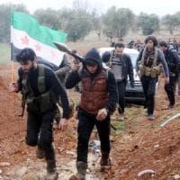Siria, Erdogan annuncia l'attacco contro l'enclave curda di Afrin.