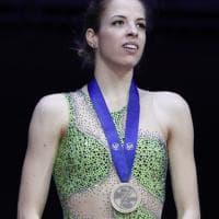 Straordinaria Kostner, bronzo agli Europei di pattinaggio