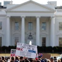 Usa, un anno di presidenza Trump: le donne tornano in piazza