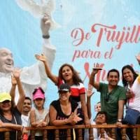 Il Papa in Perù: