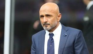 """Inter, Spalletti: """"Con la Roma gara alla pari. Io e Totti? Firmo la risposta in bianco..."""""""