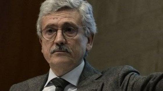 """D'Alema: """"Preoccupa la deriva neofascista della Lega"""""""