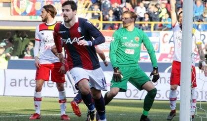 Bologna riparte nel segno delle 'tre D' Il Benevento fa un passo indietro