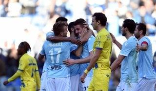 Le pagelle di Lazio-Chievo:  Milinkovic domina, Sorrentino sbaglia