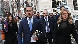 """M5s, Di Maio promette: """"Via Irap per Pmi, calo Irpef per il ceto medio"""""""