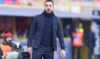 """Benevento, De Zerbi: """"Pagato un difetto di concentrazione"""""""