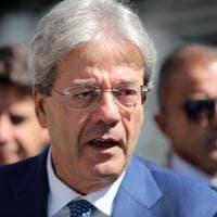 """Gentiloni: """"Un governo M5s? Impossibile, non hanno i numeri. Berlusconi non riuscirà ad..."""