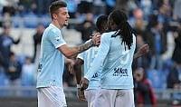 Milinkovic il trascinatore 5-1 al Chievo   pagelle