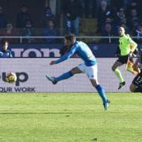 Napoli, i tre punti di Bergamo valgono uno scontro diretto