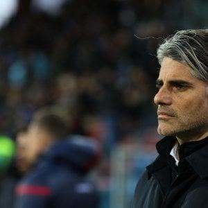 """Cagliari, Lopez: """"Il Milan non è il Crotone, serve più concentrazione"""""""