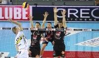 Modena vince a Civitanova Perugia allunga in vetta