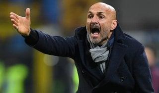 """Inter; Spalletti striglia i suoi: """"Bisogna avere più coraggio contro le big"""""""