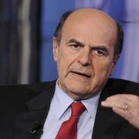 """Bersani sulle alleanze: """"Parlare con il M5s è un dovere. Fare governo assieme è tutto un..."""