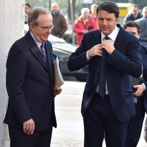 """Renzi sul fisco: """"La flat tax è come la tassa dello sceriffo di Nottingham"""""""