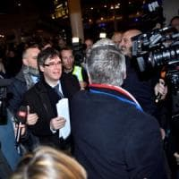 Puigdemont, il Tribunale supremo di Madrid respinge la richiesta di mandato d'arresto...