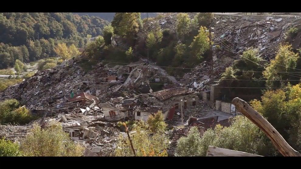 Terremoto, nel cuore ferito dell'Italia. Le foto della seconda parte del racconto di Peter