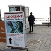 Usa, i democratici accettano compromesso: finisce lo shutdown