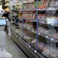 C'è il primo robot licenziato, lavorava in un supermercato