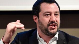 """Salvini: """"Alla Cei dico: la Lega è l'unico antidoto al razzismo"""""""