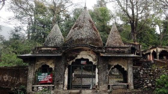 India, rinasce l'ashram dei Beatles sulle rive del Gange