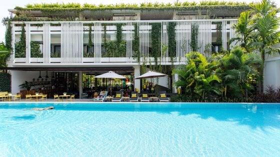 Gli Oscar degli alberghi: il migliore ad Angkor Wat, all'Italia due primati di categoria