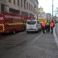 Gb, fuga di gas a Londra: chiuse strade e metrò nel centro della città