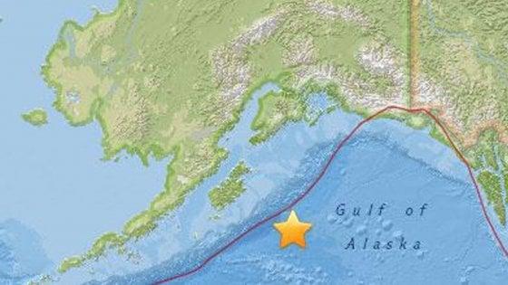 Scossa di magnitudo 7,9, allerta tsunami in Alaska