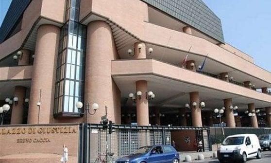 Torino, il Palazzo di Giustizia