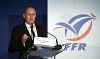 Bufera Francia: polizia va da presidente federale