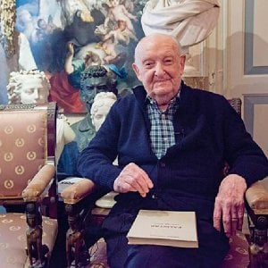 Nostro padre Giuseppe Sgarbi