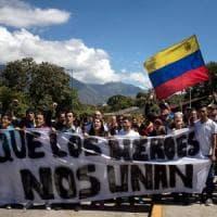 """Venezuela, a sorpresa anticipate le elezioni presidenziali : """"Si vota entro aprile"""""""