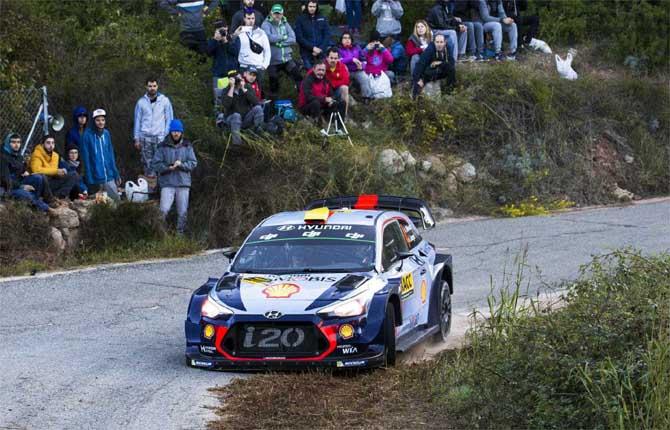 Rallye Monte Carlo, Hyundai punta in alto