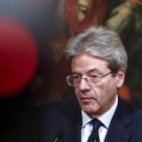 """Gentiloni: """"No a coalizione con centro destra guidato da Berlusconi"""""""