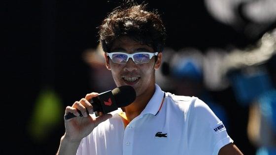 Tennis, Australian Open: sorpresa Chung, in semifinale sfida Federer. Ok Kerber e Halep