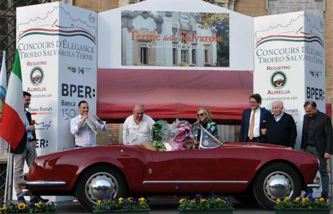 Torna l'appuntamento con il Concours d'Élégance Trofeo Salvarola Terme