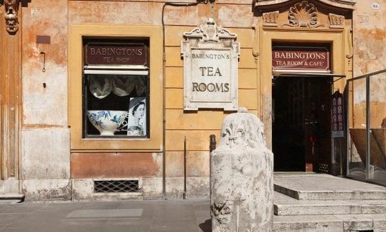 Babington\'s: i 125 anni della sala da tè nata per dimenticare una ...