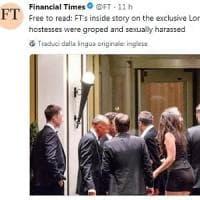 financial times - la Repubblica it