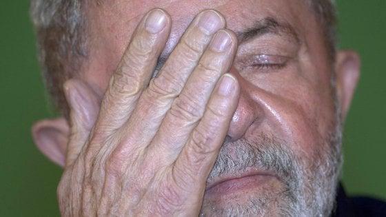Brasile: processo d'appello a Lula, se condannato non eleggibile