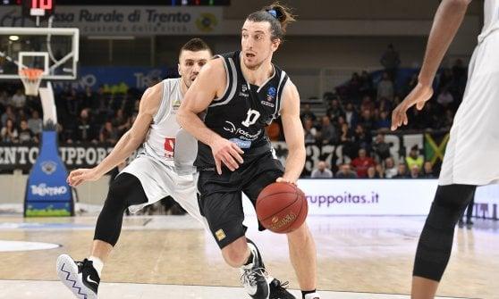 Basket, Eurocup: sorride solo Reggio, Trento e Torino ko. Bene Venezia in Champions