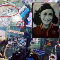 Caso adesivi Anna Frank, solo una multa per la Lazio: nessun turno a porte chiuse