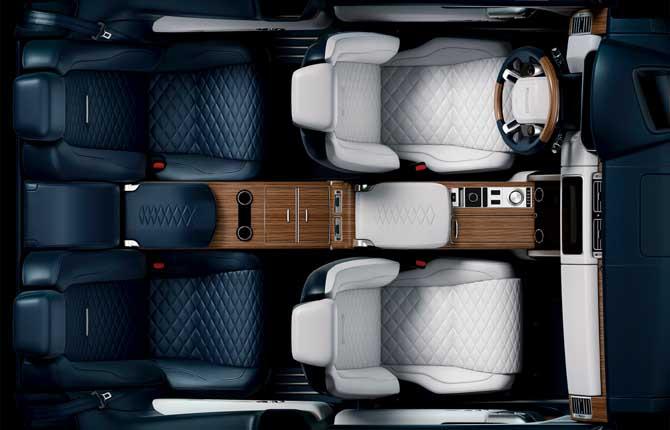 Range Rover, addio tradizione: ecco la SV Coupé