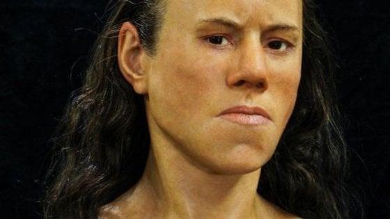 Ecco Avgi, la donna greca di 9000 anni fa