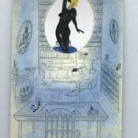 Robinson, Daniel Pennac pittore: scrivere con gli acquerelli